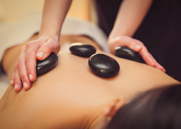 Hot Stone Therapy by Advanced Therapeutic Massage
